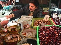 Greek Olive shop