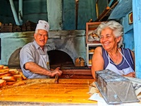 Greek bakery